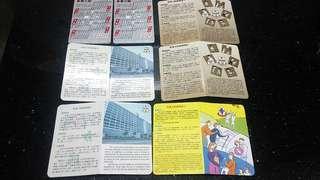 (九零年至九三年)-東華三院日曆卡