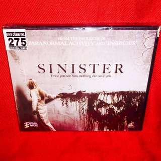 Sinister (VCD)	-	Movie