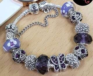 SALE Pandora Inspired Bracelet