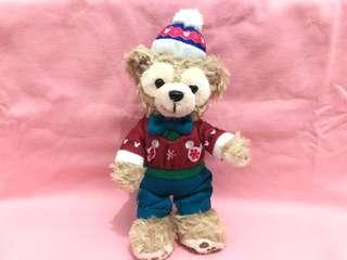Duffy 達菲 聖誕節 2016 香港 非日本 全新正品 雪莉玫 史黛拉 傑拉托尼 畫家貓