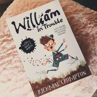 Brand New - William in Trouble By Richmal Crompton