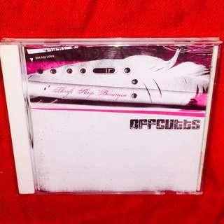 Offcutts-Thrift Shop Boutique CD