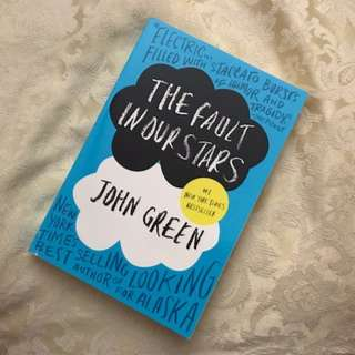 Brand New -  The Fault In Our Stars By John Green