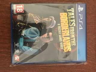PS4 Tales from borderlands REG 2 - NEW -