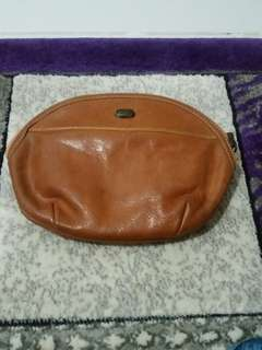 Bonia leather pouch
