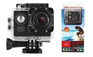 """SJ4000 Mini Sport Camera 2"""" LCD 1080P"""
