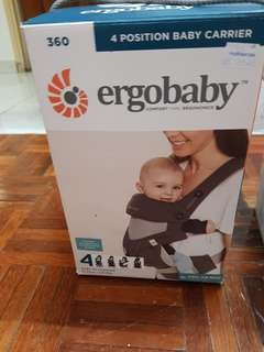 ergo Baby Carrier mesh