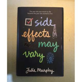 Side Effects May Vary by Julie Murphy
