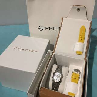 Philip Stein Signature Watch