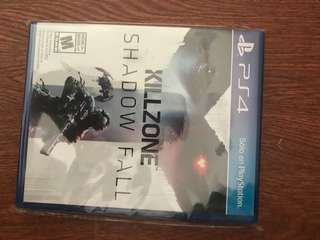 PS4 Killzone Shadow fall REG ALL - NEW -