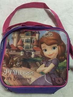 Sofia the first lunchbag