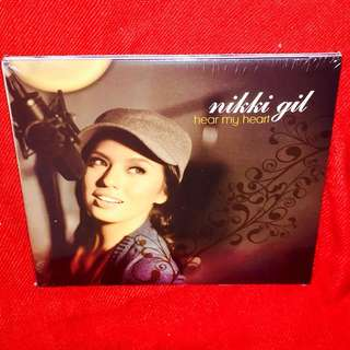 Nikki Gil	-	Hear My Heart CD