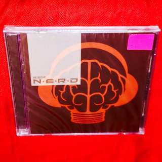 NERD	-	The Best of NERD CD
