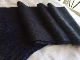 Warm H&m blanket scarf