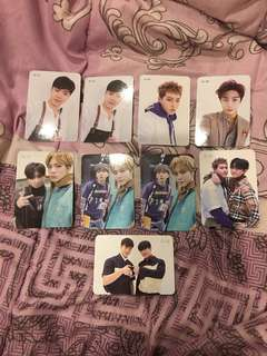 WTS Monsta X PREORDER The Connect PCS