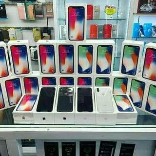 Apple iphone X Plus Black Market Asli Original BNIB