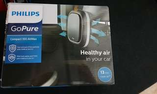 Philips Air Go purifier for car