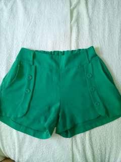 Cute teal shorts