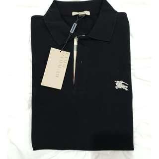 100% authentic Burberry Men's Polo shirt