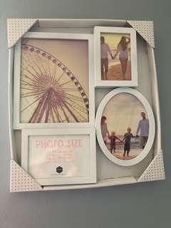 Brand new photo frames
