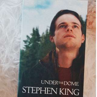 Brand New - Under the Dome by Stephen King