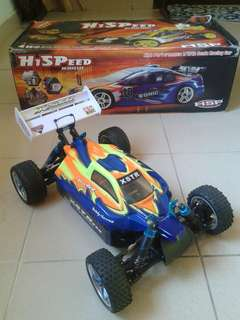 HSP OFF ROAD BUGGY (Brushless)