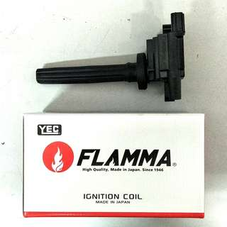 FLAMMA IGNITION COIL - IGC402 Waja, 4G18, Pajero Plug coil (Made in Japan)