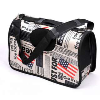 {Free Delivery} Medium Size Pet Carrier