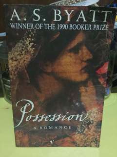 Possession by AS Byatt