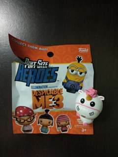 Pint size Despicable Me 3 Fluffy
