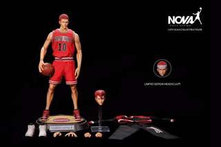 [CLOSED]Slam Dunk Sakuragi Hanamichi 1/6 Scale Figure by Nova Studio