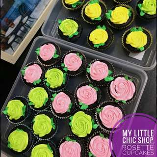 Moist cupcakes