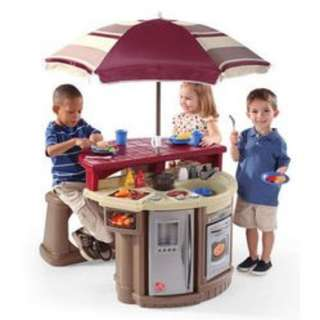 Little Tikes Grand Chef BBQ kitchen