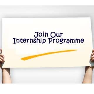 6 weeks June/July Internship Program