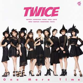 WTB TWICE ONE MORE TIME (ONCE EDITION)