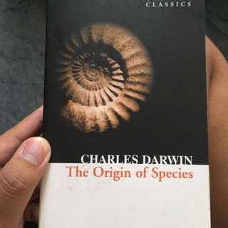 Charles Darwin Origin if Species