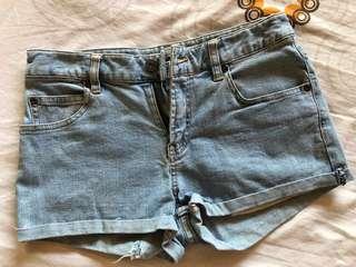 Preloved Bossini Denim Shorts