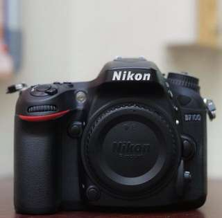 Nikon D7100 SC 30k