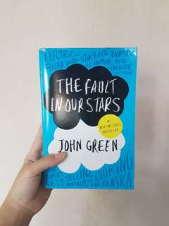 Novel: The Fault in Our Stars by John Green