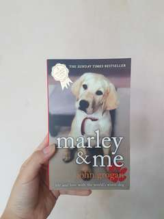 Novel: Marley & Me