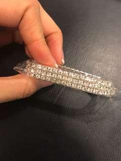 三行閃石手鍊 結婚  手飾 Bracelet