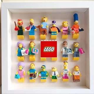 (客制) LEGO 人仔相架