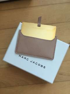 Marc Jacobs Mirror with leather holder