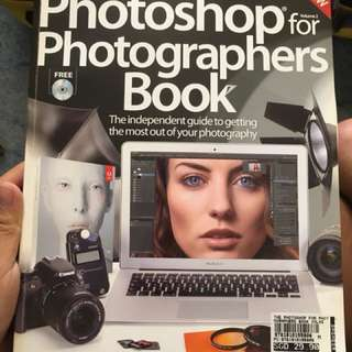 The Photoshop for Photographers Book