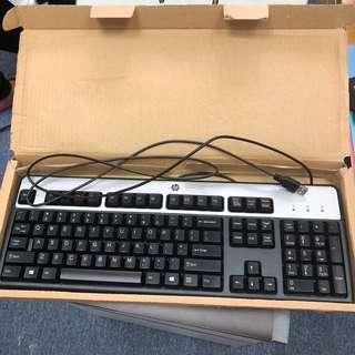 HP Keyboard 鏈盤