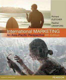 International Marketing An Asia-Pacific Perspective 6th Edition