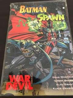 Batman Spawn 1994