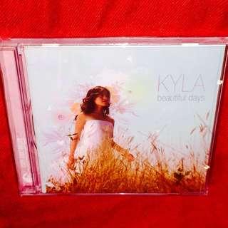 Kyla -Beautiful Days CD