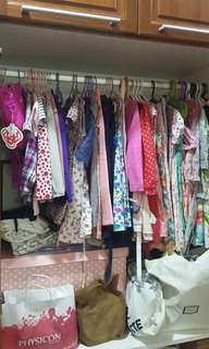 Girl's wardrobe spring cleaning!