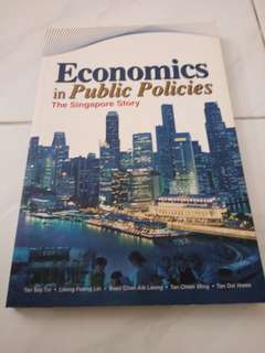 Economics in public policies: the singapore story